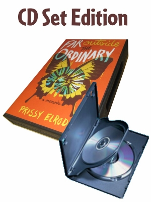 Far Outside The Ordinary CD Edition in Prissy's Memoir